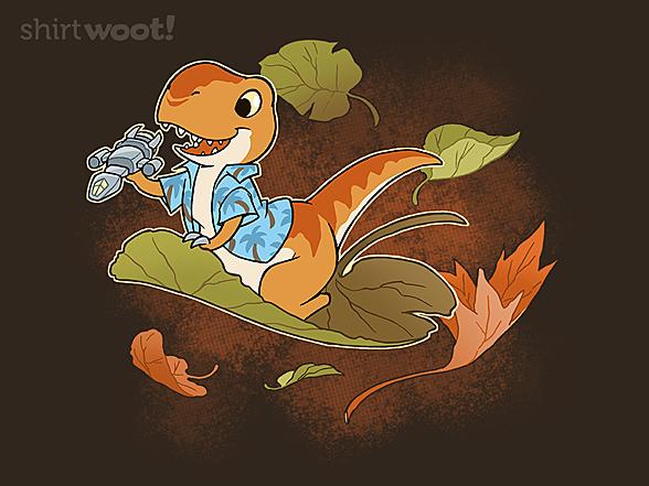 Woot!: Leafy Wind