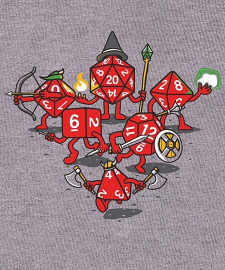 Qwertee: Adventure Party