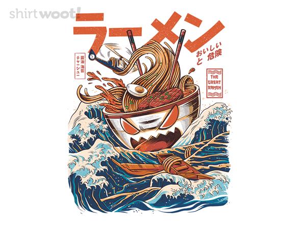 Woot!: The Great Ramen of Kanagawa