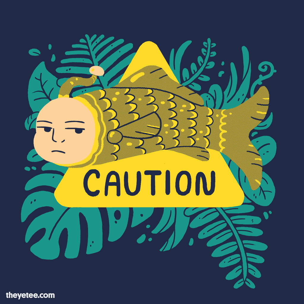 The Yetee: CAUTION