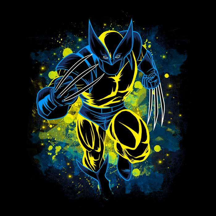 Once Upon a Tee: Inked Adamantium