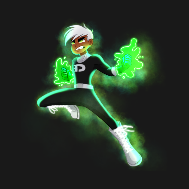 TeePublic: Danny Phantom