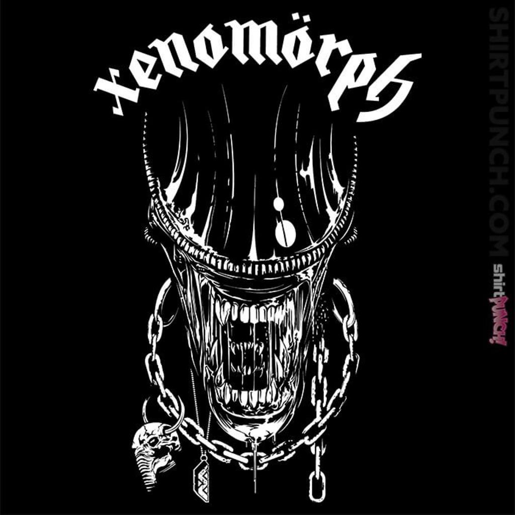 ShirtPunch: Morph Or Die