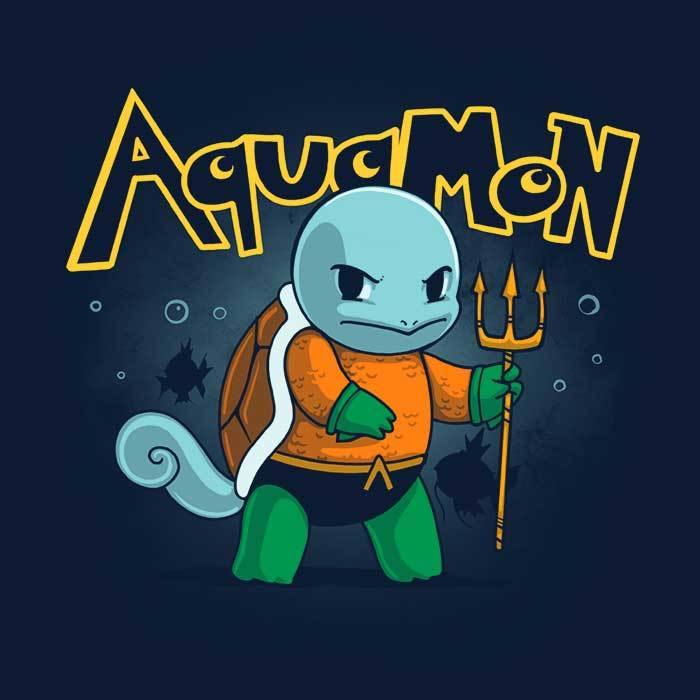 Once Upon a Tee: Aquamon