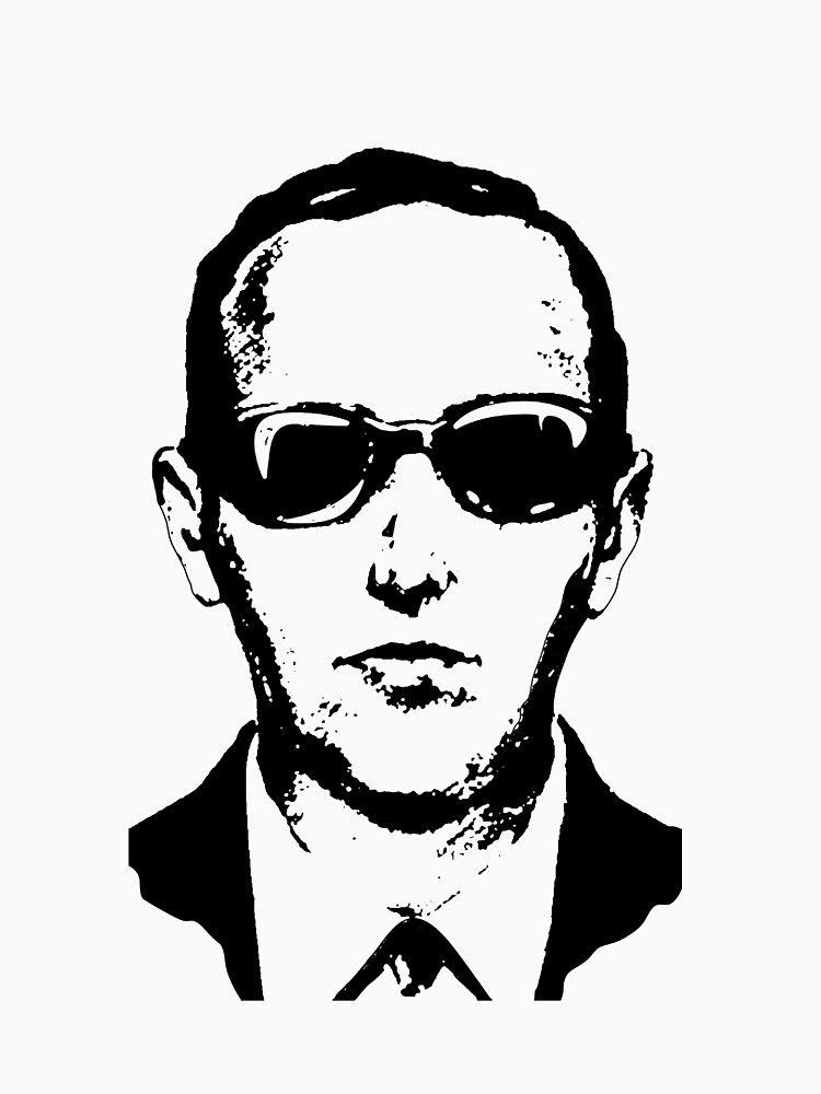 RedBubble: DB Cooper T-Shirt - American Criminal History
