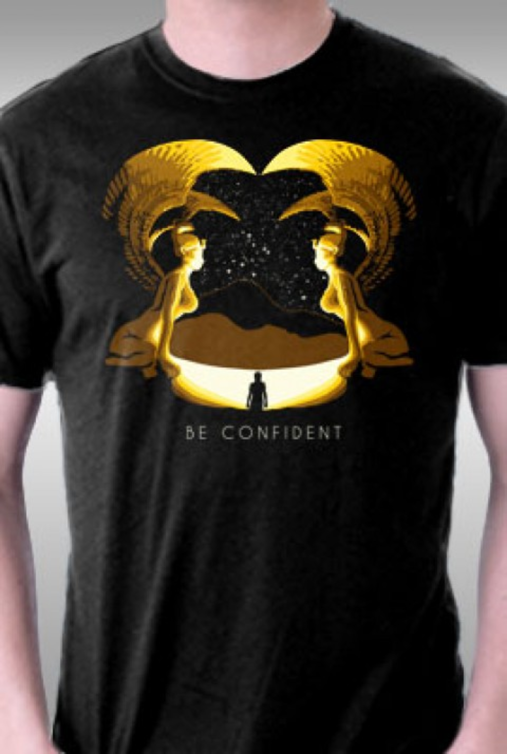 TeeFury: Confidence Is Key