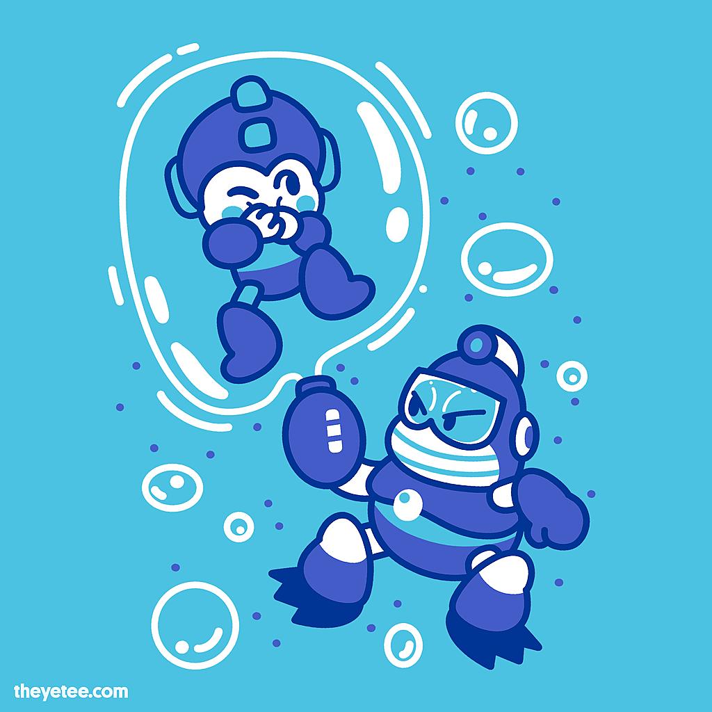 The Yetee: Underwater Trouble