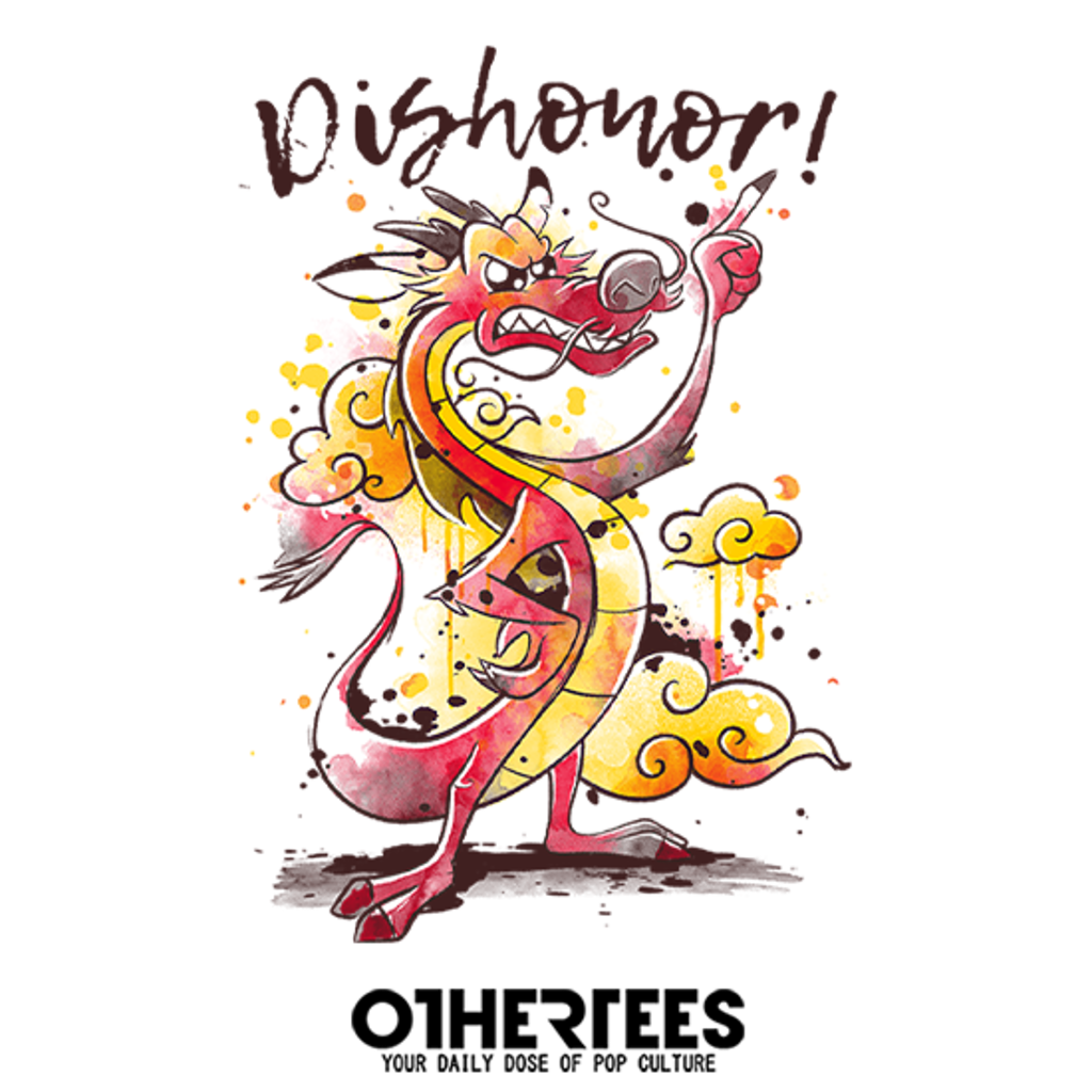 OtherTees: Dishonor