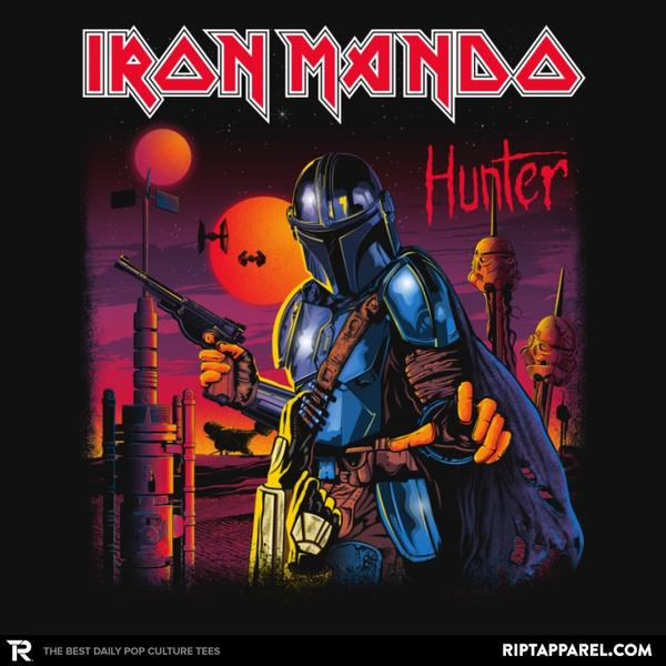 Ript: Iron Mando