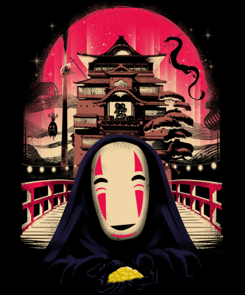 Qwertee: Welcome to the Magical Bathhouse