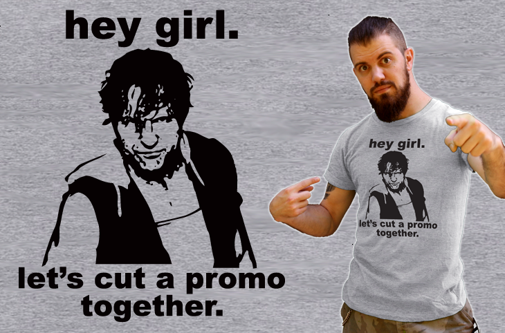 Top Rope Tuesday: Hey Girl