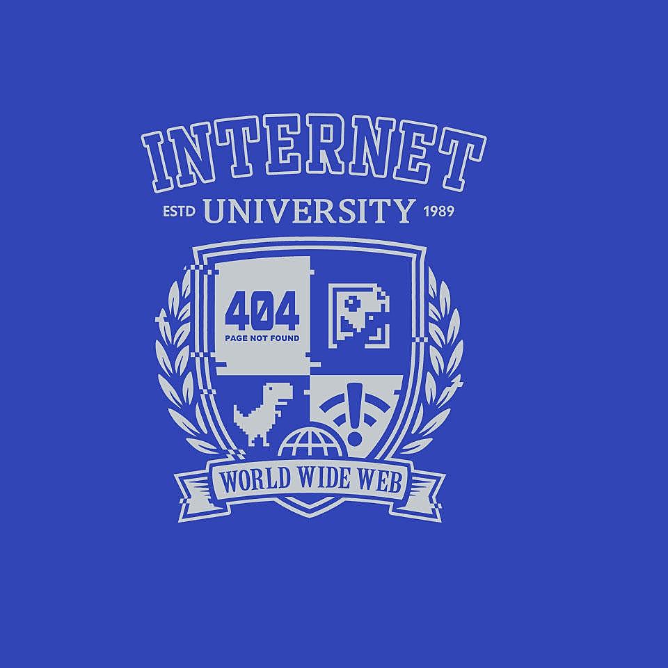 TeeFury: Internet University