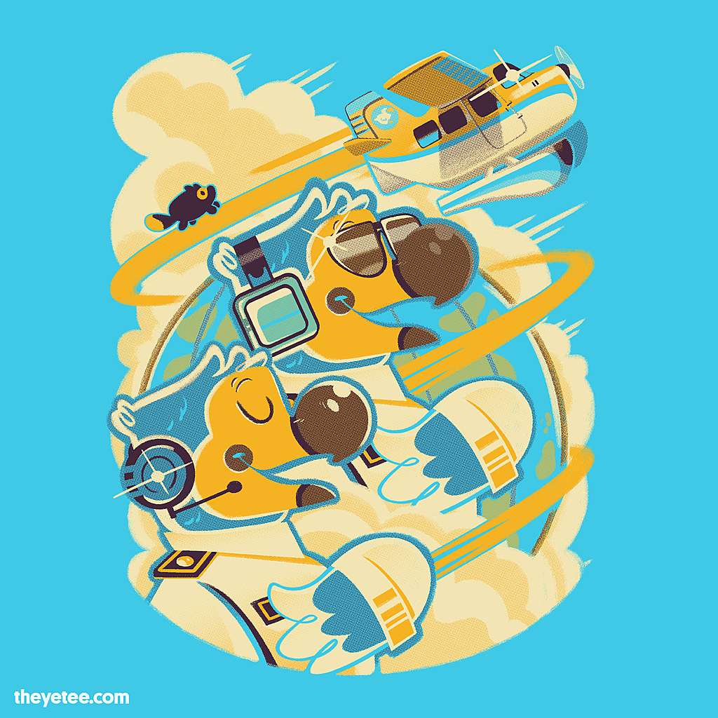 The Yetee: Flightless Airlines