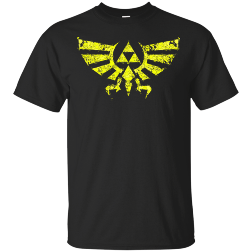 Pop-Up Tee: Triforce