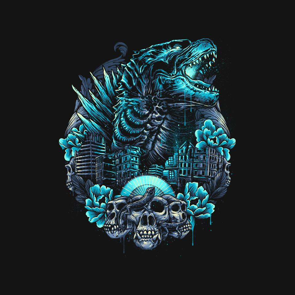 TeeFury: Rise From The Depths