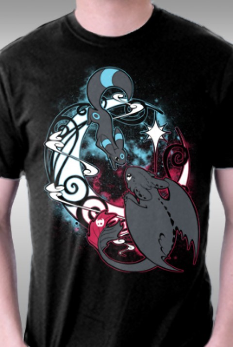 TeeFury: Creatures of The Night