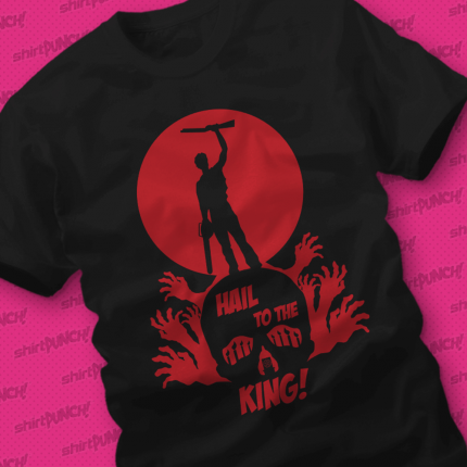 ShirtPunch: Hail to the King