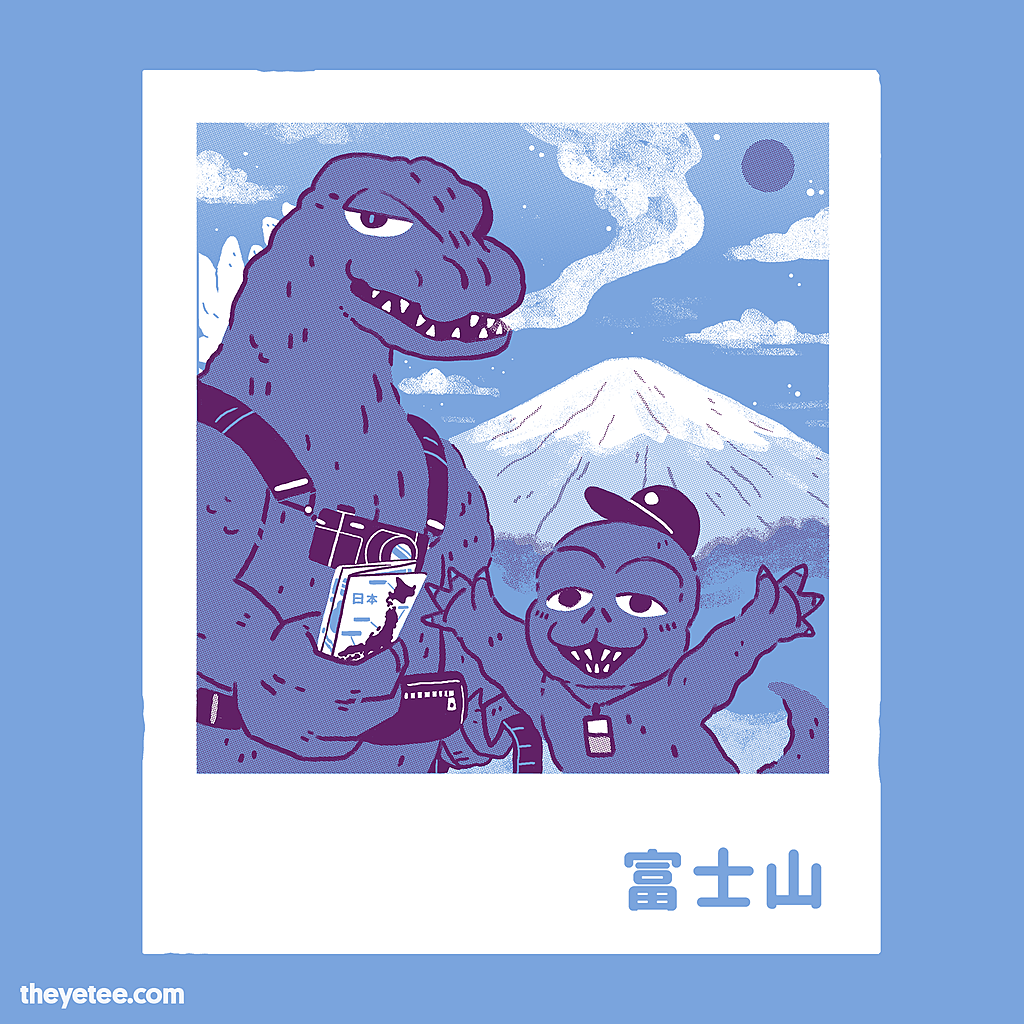 The Yetee: A Nice Family Vacation