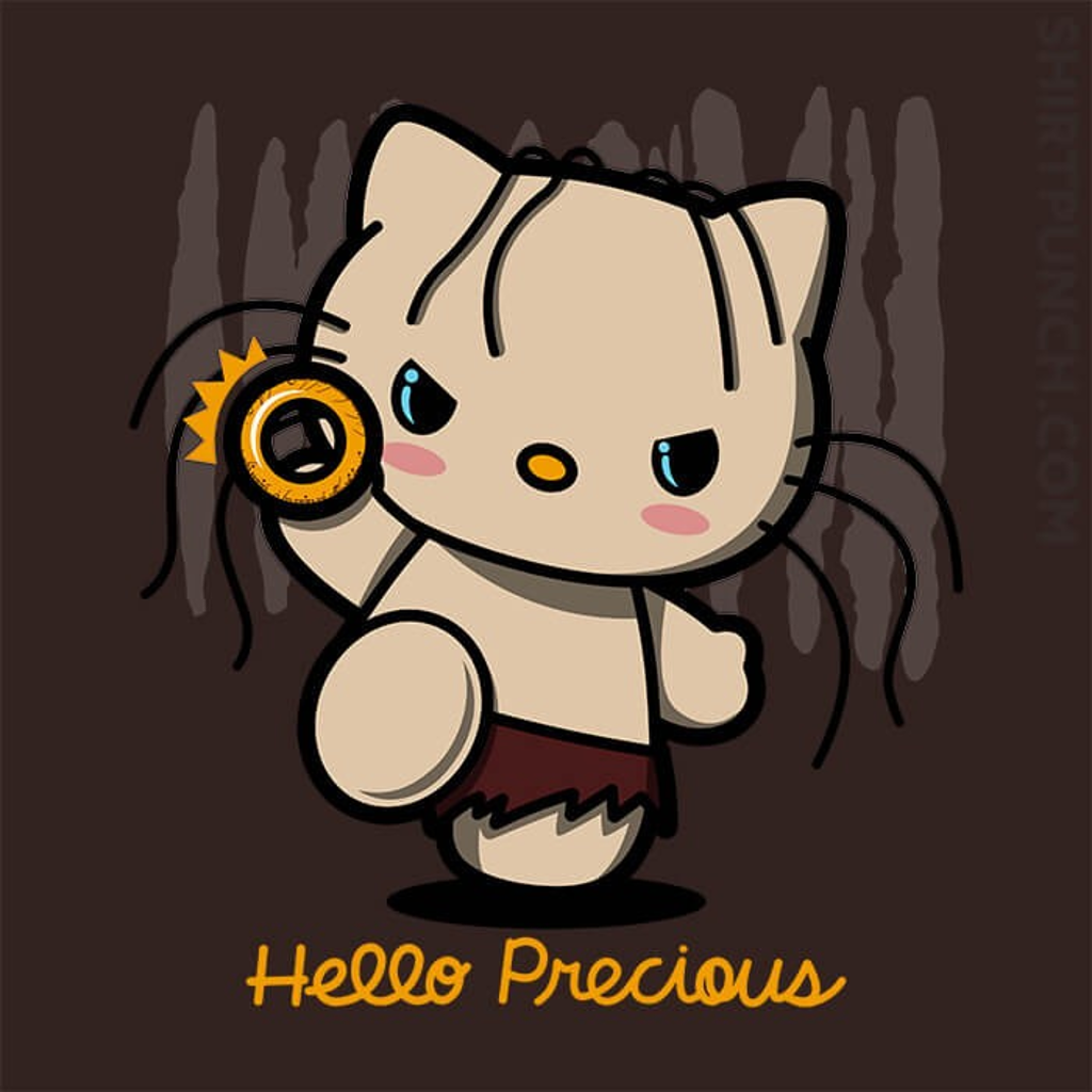 ShirtPunch: Hello Precious