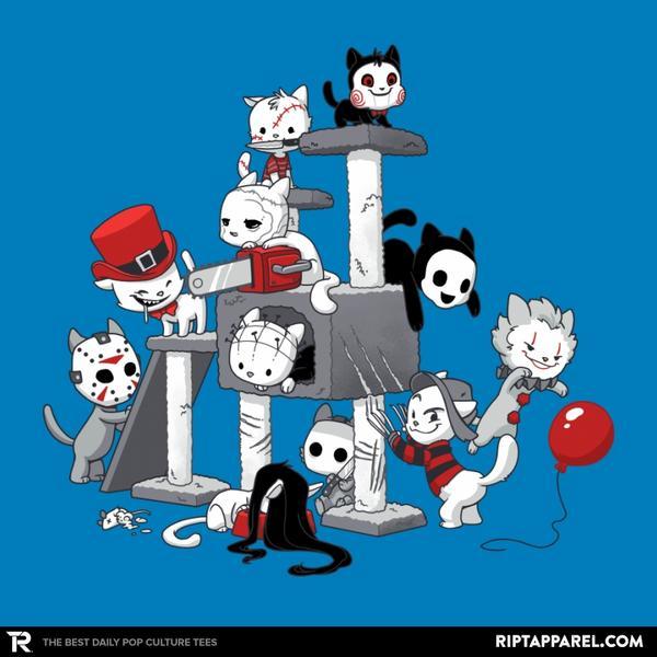 Ript: Horror Cats