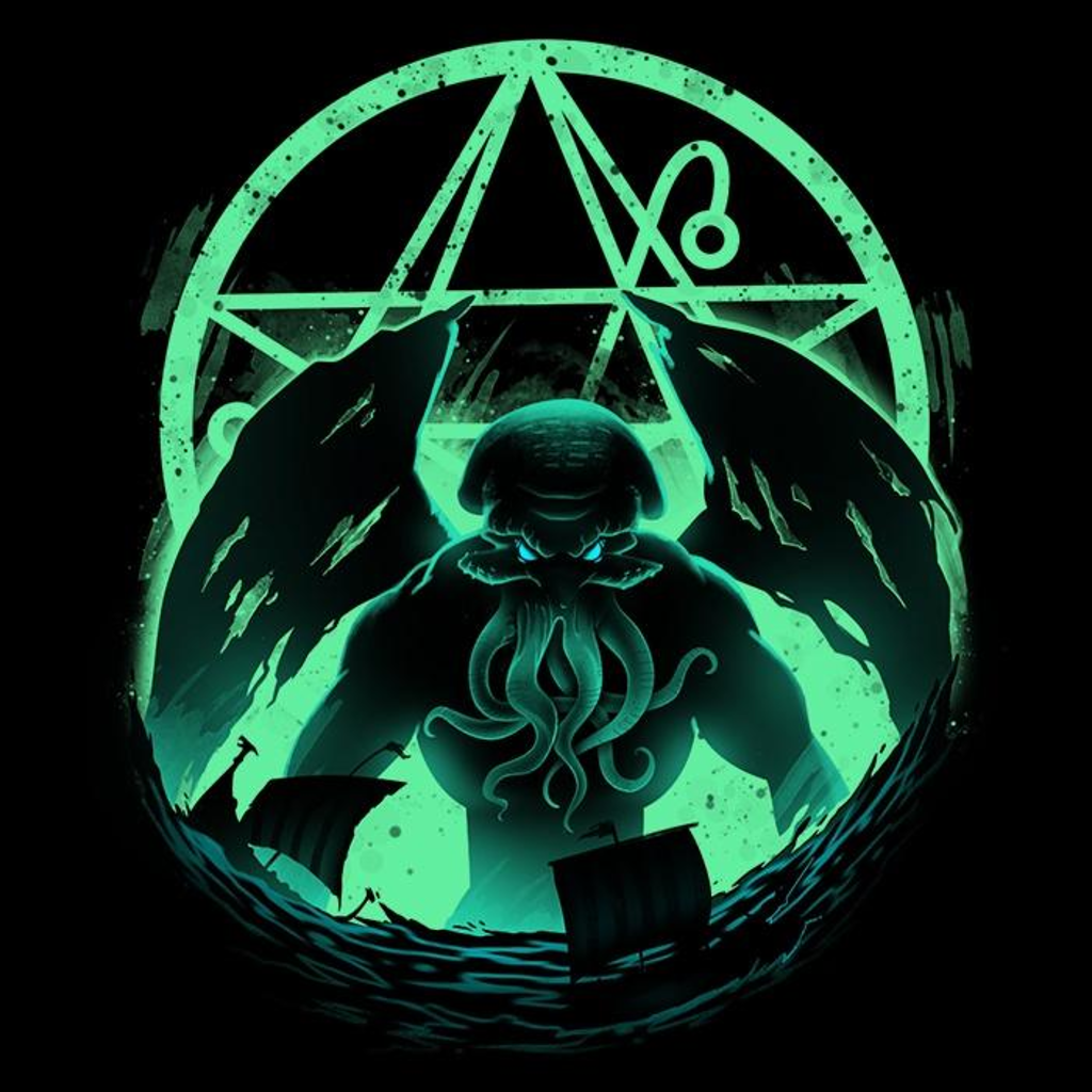 Once Upon a Tee: Rise of Cthulhu
