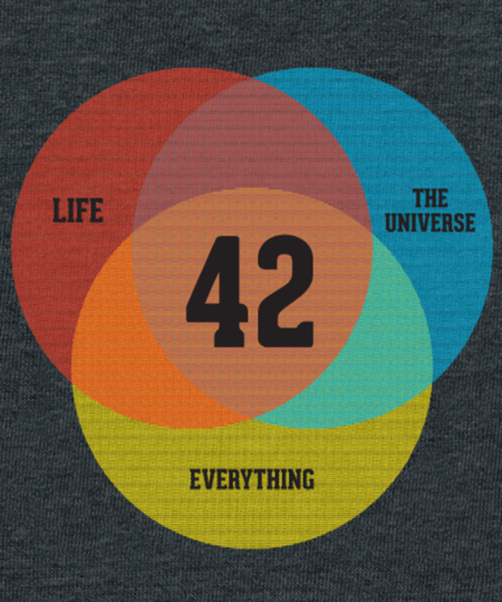 Qwertee: Life, The Universe and Everything