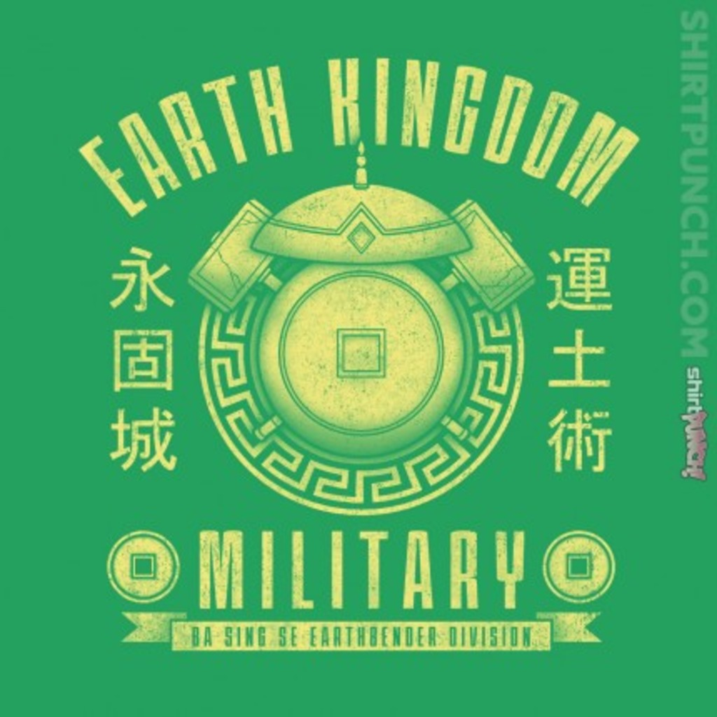 ShirtPunch: Earth is Strong