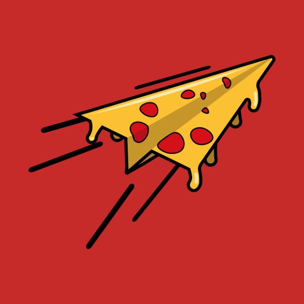 TeePublic: Pizzairplane