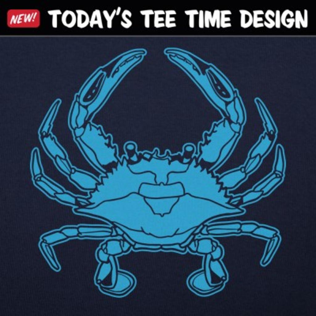 6 Dollar Shirts: Blue Crab