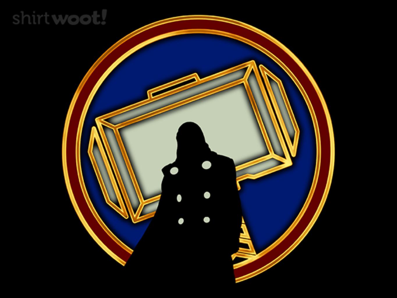 Woot!: Thunderous God