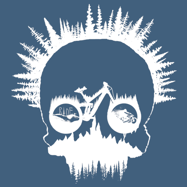 NeatoShop: MTB Skull Mountains