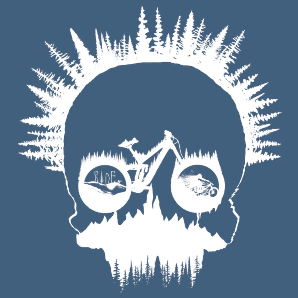 NeatoShop: MTB Skull Mountains