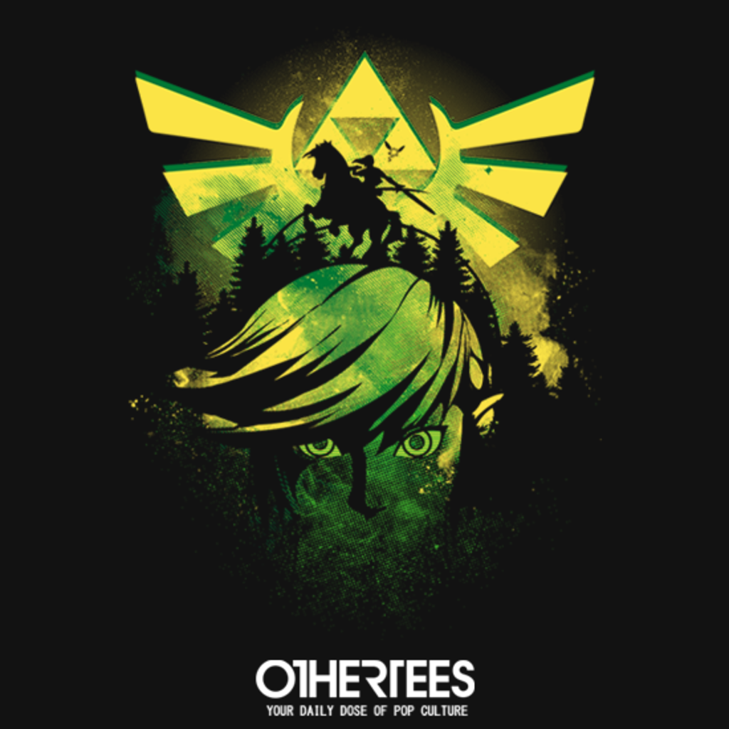OtherTees: Face of Hyrule