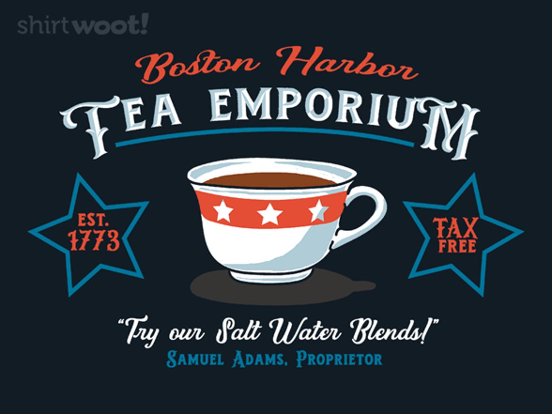 Woot!: Boston Tea Emporium