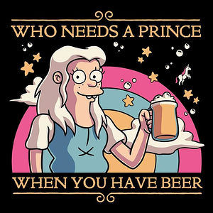 Once Upon a Tee: Princess Priorities