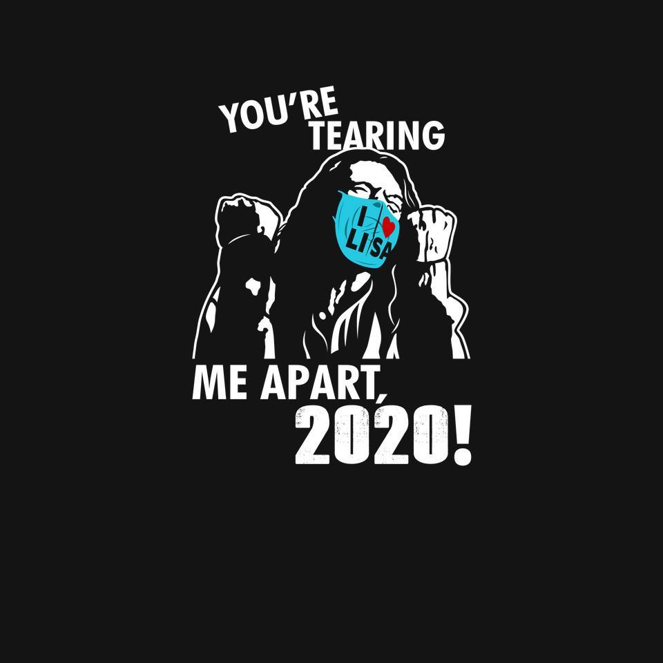 TeeFury: Tearing Me Apart 2020