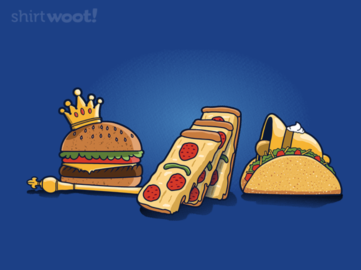 Woot!: We Are What We Eat - $15.00 + Free shipping