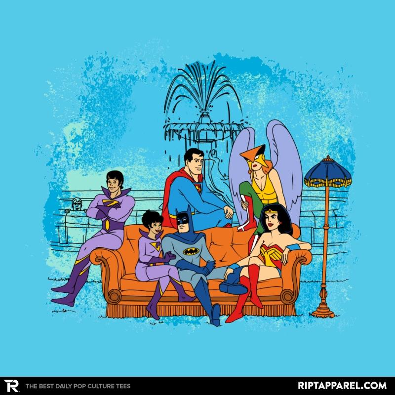 Ript: SuperFriends