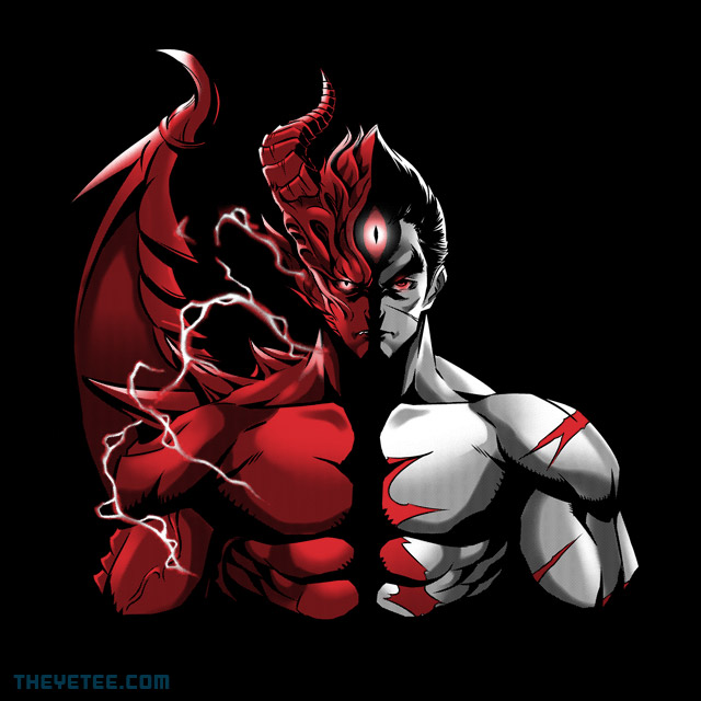 The Yetee: Devil within