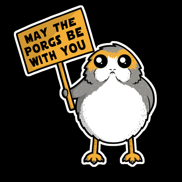 NeatoShop: May The Porgs Be With You