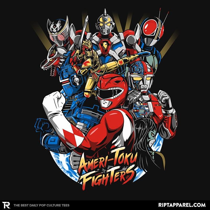 Ript: Ameri-Toku Fighters