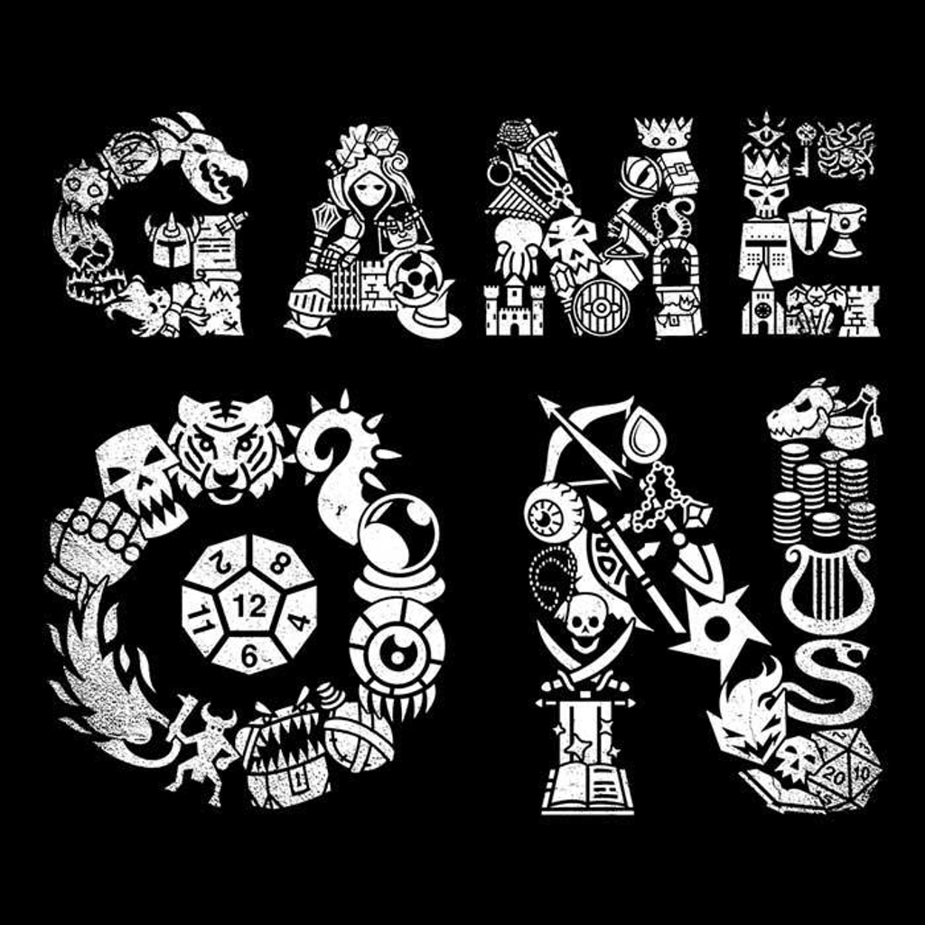 Once Upon a Tee: Game On