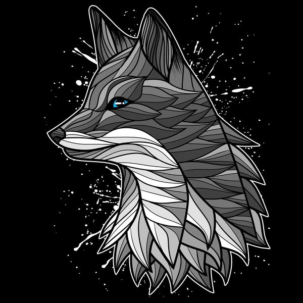 NeatoShop: Stain Fox Tattoo