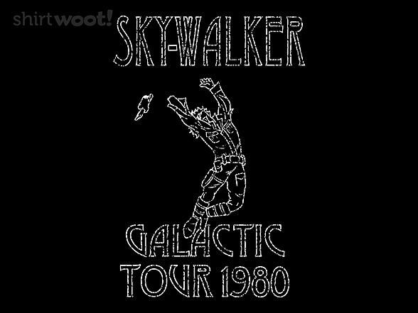 Woot!: Skywalker Galactic Tour 1980
