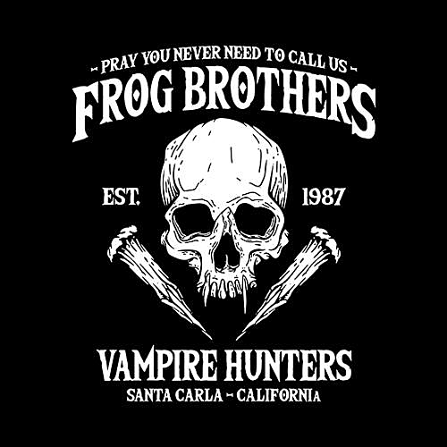 Five Finger Tees: Frog Brothers Vampire Hunters T-Shirt
