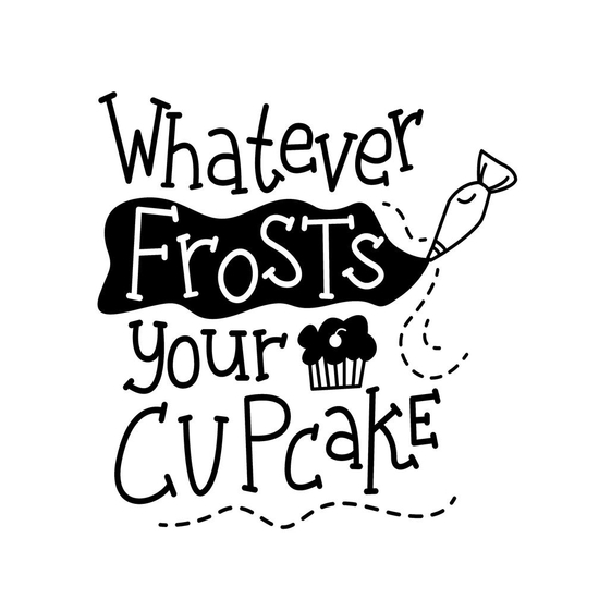 BustedTees: Whatever frosts your cupcake