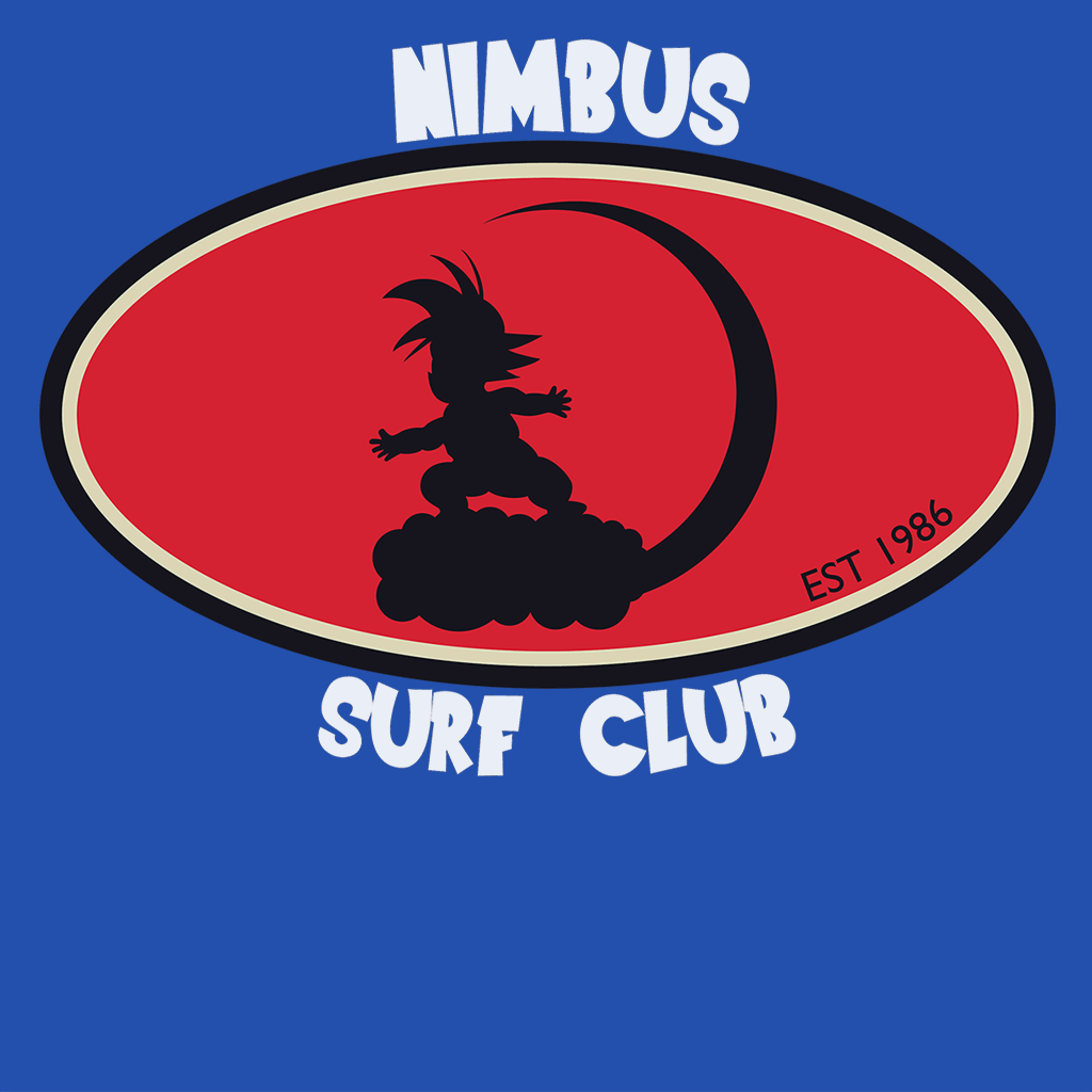 Pop-Up Tee: Surf Club