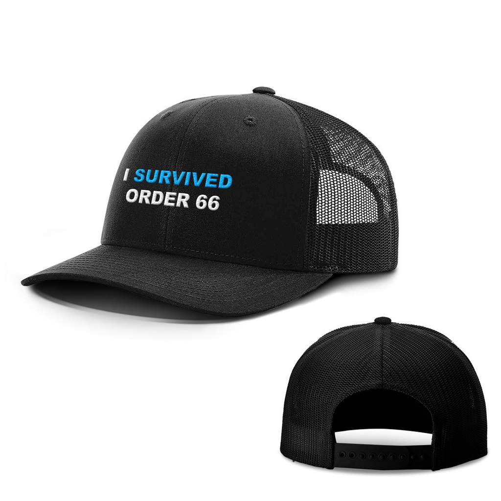 BustedTees: I Survived Order 66 Hats