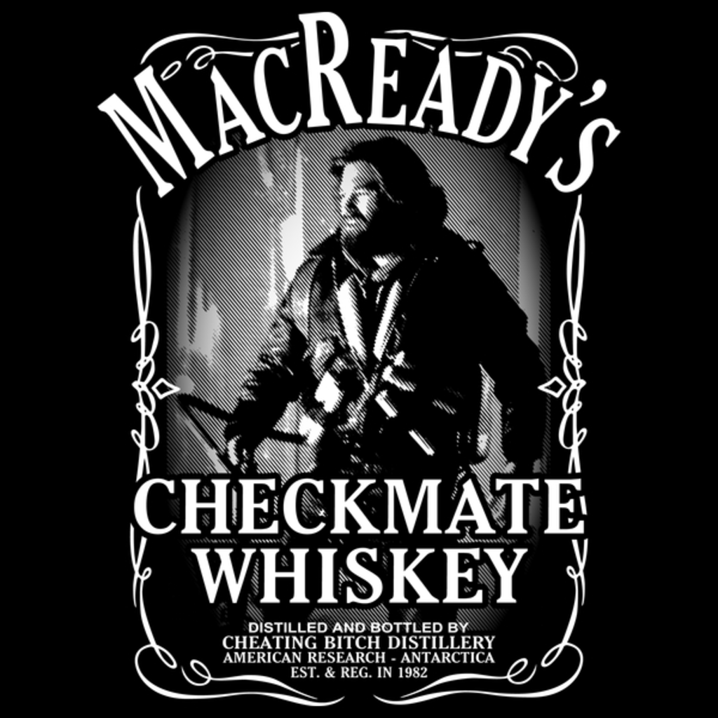 NeatoShop: MacReady's Whiskey