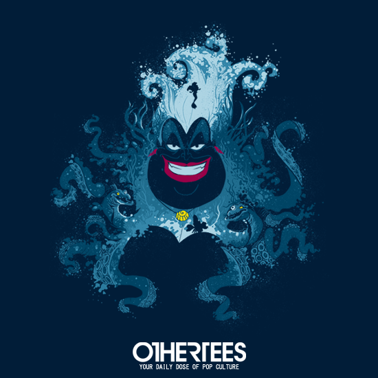 OtherTees: Mermaid Nightmare